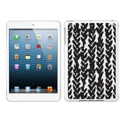 Centon IASV1WG-BOW-03 OTM Black/White Collection Case for Apple iPad Air, White Glossy, Hearts