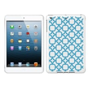 Centon IASV1WG-ELM-04 OTM Elm Collection Case for Apple iPad Air, White Glossy, Blue