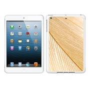 Centon IASV1WG-FTR-01 OTM Feather Collection Case for Apple iPad Air, White Glossy, Gold