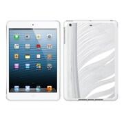 Centon IASV1WG-FTR-02 OTM Feather Collection Case for Apple iPad Air, White Glossy, Silver