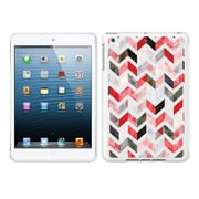 Centon IASV1WG-ZGY-02 OTM Ziggy Collection Case for Apple iPad Air, White Glossy, Red