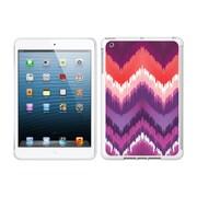 Centon IMV1WG-BLD-03 OTM Bold Collection Case for Apple iPad Mini, White Glossy, Peach & Purple