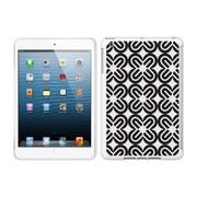 Centon IMV1WG-BOW-01 OTM Black/White Collection Case for Apple iPad Mini, White Glossy, Mirrors