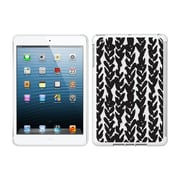Centon IMV1WG-BOW-03 OTM Black/White Collection Case for Apple iPad Mini, White Glossy, Heart