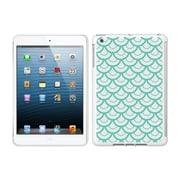 Centon IMV1WG-ELM-02 OTM Elm Collection Case for Apple iPad Mini, White Glossy, Teal