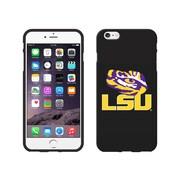 Centon Classic Case for iPhone 6 Plus, Black Matte, Louisiana State University