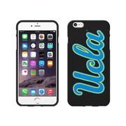 Centon Classic Case for iPhone 6 Plus, Black Matte, University of California Los Angeles