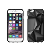 Centon OTM Black/Black Collection Case for iPhone 6, Black Matte, Rugged