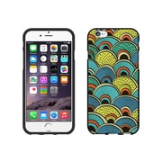 Centon OTM Tahitian Collection Case for iPhone 6, Black Matte, Peacock