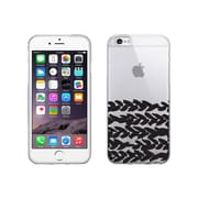 Centon OTM Black/Clear Collection Case for iPhone 6, Clear, Hearts