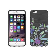 Centon OTM Floral Collection Case for iPhone 6, Graphite, Pastel V1