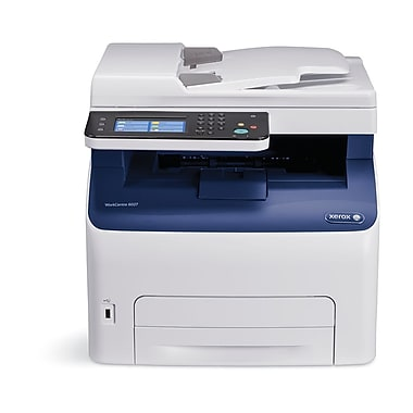Xerox WorkCentre (6027/NI) Colour Laser MultiFunction Printer