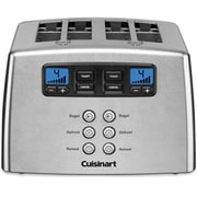 Cuisinart CPT440C Countdown Lever-less 4-Slice Toaster