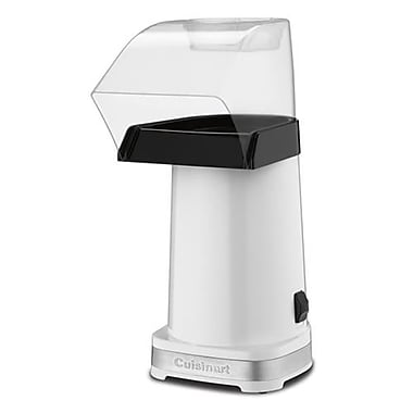 Cuisinart CPM100WC EasyPop Hot Air Popcorn Maker, White