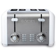 Cuisinart CPT340WC 4-Slice Compact Stainless Toaster