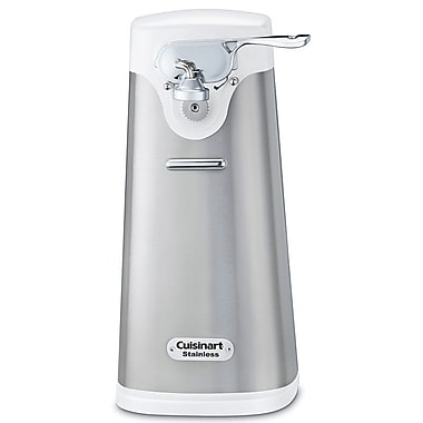 Cuisinart SCO-60WC Deluxe Electric Can Opener, White
