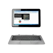 "HP Elite X2 1011 G1 L9H48UT#ABA 11.6"" Core M 5Y71 180 GB SSD 8 GB RAM Windows 8.1 Pro 64-Bit Ultrabook/Tablet, Silver"