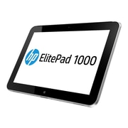 "HP ElitePad 1000 G2 10.1"" Healthcare Tablet, Atom Z3795, 128GB SSD, 4GB RAM, Windows 10 Pro 64-Bit, Silver"