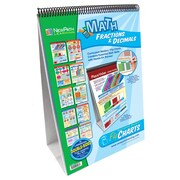 NewPath Learning Fractions and Decimals Curriculum Mastery Flip Chart Set