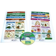 NewPath Learning Mastering Science Visual Learning Guides Set, Grade 1