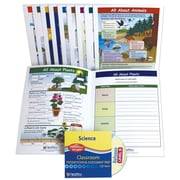 NewPath Learning Mastering Science Visual Learning Guides Set, Grade 2