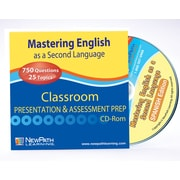 Mastering English As a Second Language Spanish Interactive Whiteboard CD-ROM