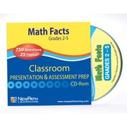 Math Facts Interactive Whiteboard CD-ROM