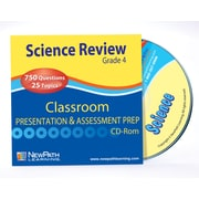 NewPath Learning Science Interactive Whiteboard, CD-ROM, Grade 4