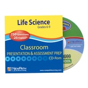 NewPath Learning Middle School Life Science Interactive Whiteboard CD-ROM