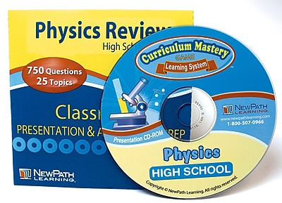 Review NewPath Learning Physics Review Interactive Whiteboard CD-ROM Before Special Offer Ends