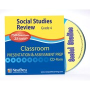 Social Studies Interactive Whiteboard CD-ROM Grade 4