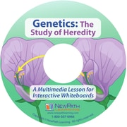 NewPath Learning Genetics: the Study of Heredity Multimedia Lesson