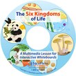 NewPath Learning Six Kingdoms of Life Multimedia Lesson, Grade 6-10