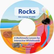 NewPath Learning Rocks Multimedia Lesson, Grade 6-8