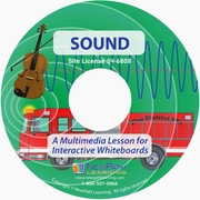 NewPath Learning Sound Multimedia Lesson, Grades 6-12