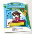 I Love Hands-On Math Reproducible Workbook Grade 4