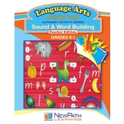 NewPath Learning Alphabet Activity Series Sound and Word Building Reproducible Workbook