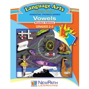 Essential Phonics Series Vowels Reproducible Workbook