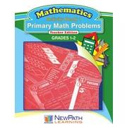 Primary Math Problems Series Workbook
