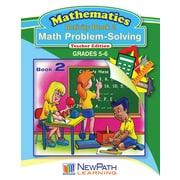 Math Problem-Solving Series Workbook Grade 6