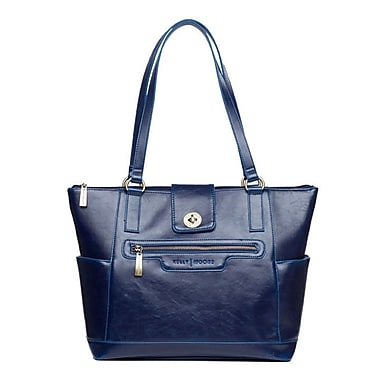 Kelly Moore Esther Shoulder Bag, Blue