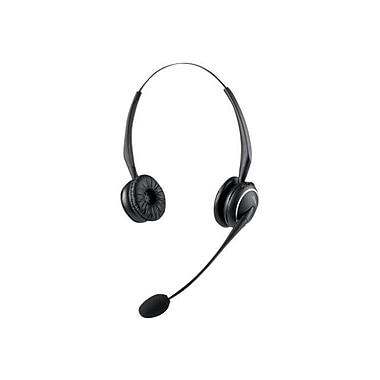 GN Netcom Jabra Duo Flex Wireless Over-the-Head Headset