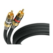 StarTech  AUDIORCA50 50ft Premium Stereo Audio Cable RCA, M/M