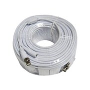 Q-See® QSVRG 100' BNC To BNC Male/Female Power Cable