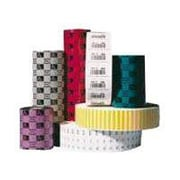 Zebra Thermal Transfer Ribbon for 105SL/S600/170Xi4, Black, 6/Pack (05555BK11045)