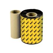"""Wasp® 1.57"""" x 820' Wax Ribbon, Black"""