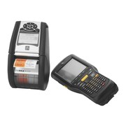 Zebra® Monochrome Direct Thermal Label Printer, 203 dpi, Black/Silver (QN2-AU1A0M00-00)