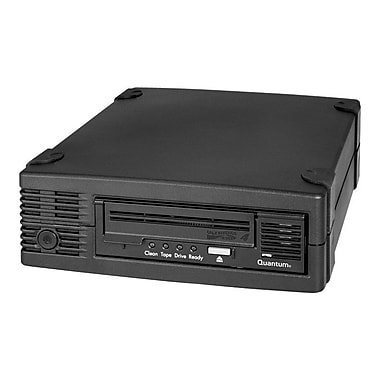 Quantum® LTO-4 HH Ultrium 800GB 5.25in. SCSI Tape Drive, Black