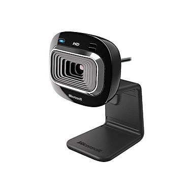 Microsoft® T4H-00002 LifeCam HD-3000 Webcam For Business