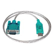 StarTech 3' USB To RS232 DB9 Serial Adapter Cable
